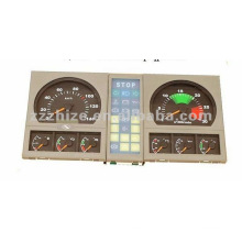 Bus auto instrument cluster for Yutong, Higer and Kinglong bus